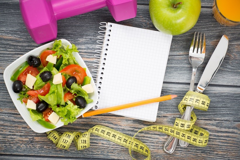 Writing your first food journal