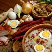 Tyramine rich foods