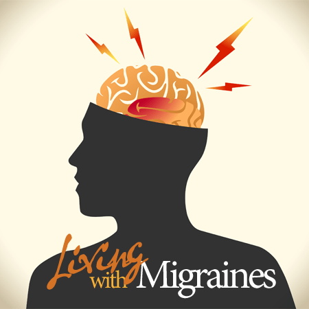 Living With Migraines Logo