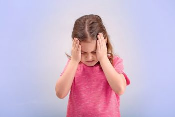 By paying attention, migraines in children will not go unnoticed